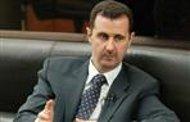 صورة بشار الأسد يعين 6 وزراء جدد في الحكومة