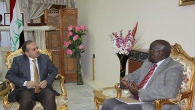 صورة كركوك : رئيس المجلس يبحث مع مكتب المفوضية السامية مسالة النازحين السوريين