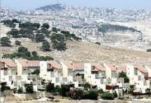صورة اسرائيل توافق على بناء 346 وحدة استيطانية في الضفة الغربية