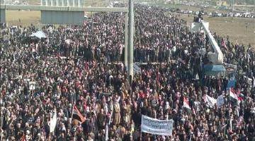 صورة اللجنة التنسيقية للتظاهرات في مدينة الرمادي : صدريون وخالصيون وعشائر سيشاركون في الجمعة الموحدة ببغداد