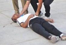 صورة استنكارات واسعة ودعوات للتظاهر الخميس اثر الاعتداء على مدرب نادي كربلاء