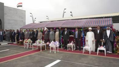 صورة افتتاح مركز تخصصي لمعالجة الاورام السرطانية في محافظة ميسان
