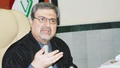 صورة وزير الشباب والرياضة العراقي ينتقد قرار الفيفا ويستغرب لمواقع الاعضاء العرب في الاتحاد