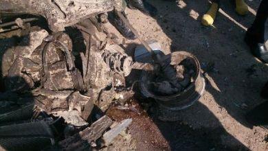 صورة عاجل : سيارتان مفخختان تستهدفان المواكب الحسينية في الديوانية