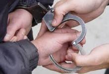 صورة مكتب مكافحة اجرام البلدة في ميسان يلقي القبض على احد المتهمين والمطلوب وفق المادة (4) ارهاب والسرقات