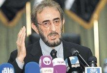 صورة نجاة وزير الدفاع العراقي سعدون الدليمي من محاولة اغتيال