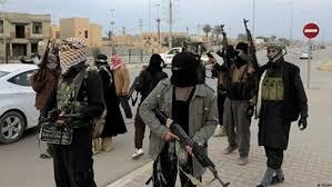 صورة داعش يدخل الرمادي وسط اشتباكات عنيفة
