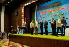 صورة نقابة الصحفيين تكرم المراسلين والمصورين الحربيين