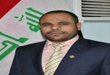 صورة نجاة عضو في مجلس واسط من محاولة اغتيال