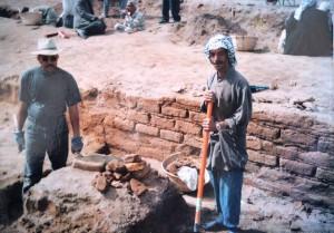مدينة مرد الاثرية المستكشفة حديثا غربي الديوانية