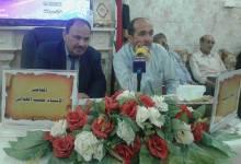 صورة صناعة القرار في أمسية للحقوقي حميد الهلالي في كربلاء