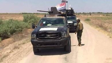 صورة اعتقال اربعة مطوبين من تنظيم داعش في بابل