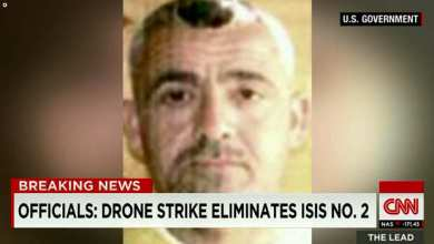 صورة بكلمة منسوبة.. المتحدث باسم داعش يؤكد مقتل القرشي: فرحت أمريكا بموته وما هو إلا رجل من المسلمين