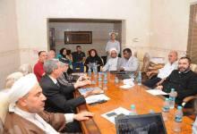 صورة المجتمع المدني في البصرة يناقش طرق اصلاح التطرف
