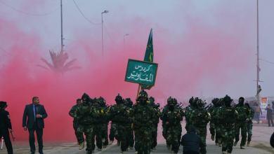 صورة بالصور ..الشرطة العراقية تحتفل بذكرى تأسيسها الـ94 في الديوانية