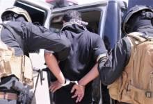 صورة القبض على شخص مارس الابتزاز الإلكتروني في الديوانية