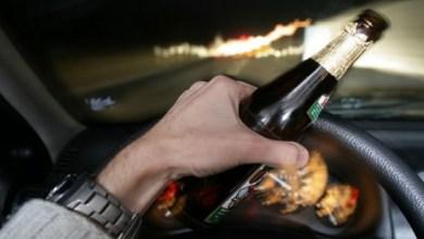 """صورة القبض على سائق """" سكران"""" في الديوانية"""