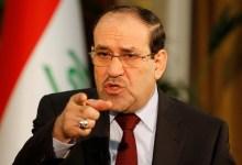 صورة المالكي :مرحلة مابعد داعش مهمة لاستكمال عملية البناء للمناطق المحررة