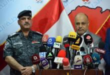 صورة شرطة الديوانية : تكشف عن مخطط لاستهداف المحافظات الوسطى والجنوبية بواسطة المفخخات