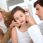 اعراض و علاج التهاب الاذن الوسطى