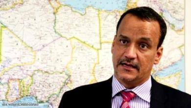 صورة مبعوث الأمم المتحدة الى اليمن يطلب تمديد الهدنة 3 ايام