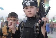 صورة اشبال الخلافة يجند 150 طفلا من قضاء تلعفر