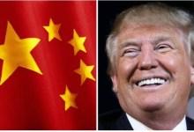 صورة الصين ترمي بشباكها نحو ترامب