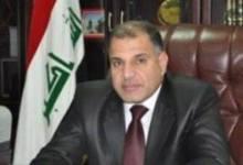 صورة محافظ صلاح الدين يطالب باعادة نازحي المناطق المحررة