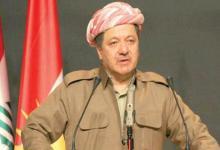 صورة بارزاني يدعو لاختيار شخص يدير رئاسة إقليم كردستان