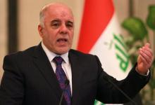 صورة العبادي يوصي بتشكيل لجنة للتحقيق في حالات اختطاف وإساءة في الموصل