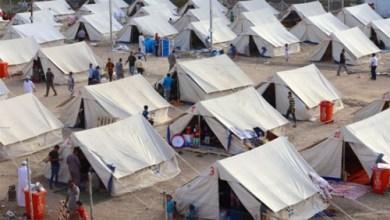 صورة الهجرة النيابية تعلن البدء بتشييد مخيمات اضافية لايواء نازحي نينوى