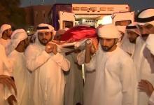 صورة رئيس دولة الإمارت ينعى 5 من موظفي إغاثة قتلوا بتفجير قندهار