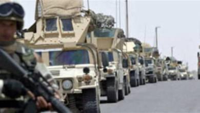 صورة القوات العراقية تقصف الجانب الأيمن وداعش يباغت  ليلا ًعبر نهر دجلة
