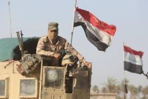 اللواء الثالث في سامراء ينفذ عملية أمنية ويدمر سبع مضافات لداعش