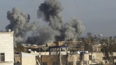 صورة انتحاري يستهدف مقر امني غربي الانبار يودي الى استشهاد  جندي وجرح اخرين