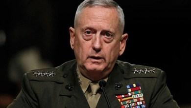 """صورة وزير الدفاع الأميركي يؤكد أن بلاده """"ليست موجودة في العراق للاستيلاء على نفط أحد"""""""