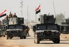 صورة القوات العراقية تحرر مطار الموصل بالكامل وتسيطر على معسكر الغزلاني