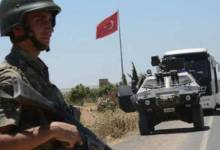 صورة الجيش التركي يعلن اقتراب السيطرة على مدينة الباب السورية