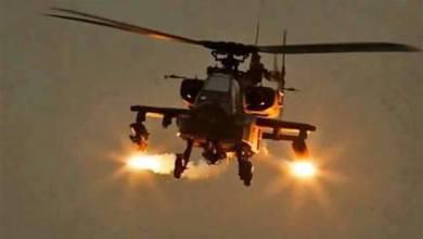 صورة طيران الجيش يعلن استخدام صواريخ ليزرية في معركة أيمن الموصل