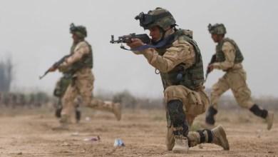 """صورة مقتل 12 """"داعشيا"""" بعملية امنية غربي الرمادي"""