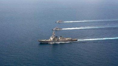 صورة الولايات المتحدة تنشر مدمرة قبالة سواحل اليمن وسط توتر مع إيران