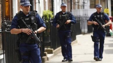 صورة انفجار يهز مناطق غرب بريطانيا