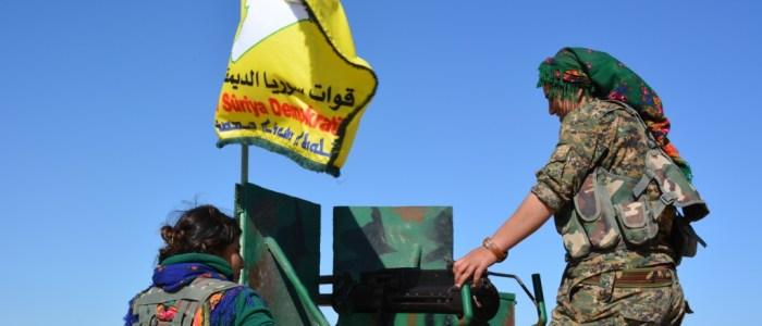 سوريا الديمقراطية تعلن عن تطهير الحسكة من داعش