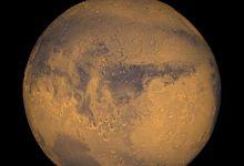 صورة علماء ينجحون بزراعة البطاطس في المريخ..!