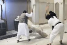صورة آثار العراق في مهب السرقة مجدداً
