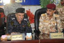 صورة قائد عمليات الرافدين:سنعزز التواجد الامني في المناطق التي تشهد تزاعات عشائرية مسلحة.