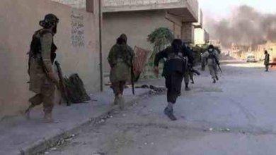"""صورة اعتقال خلية لداعش في """"البغدادي"""" غربي الانبار"""