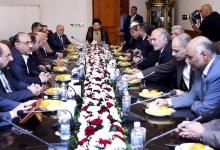 صورة دولة القانون تستبعد قبول المالكي رئاسة التحالف الوطني وتؤكد التيار الصدري ليس من التحالف