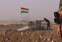 صورة البيشمركة تصد هجوم لداعش جنوبي كركوك