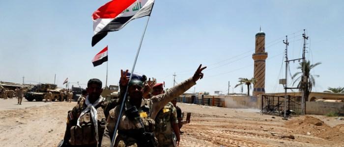 انطلاق مرحلة جديدة من العمليات العسكرية في محافظة ديالى